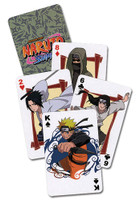 Naruto Shippuden Playing Card