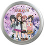 A Certain Magical Railgun Group Image Clock