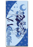Sailor Moon: Sailor Soldiers Towel
