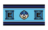 Mega Man 10: Mega Man and E Tanks Towel