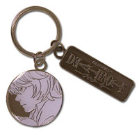 Death Note: Near Metal Key Chain