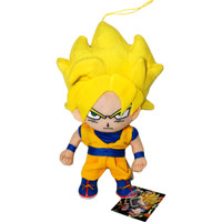 Dragon Ball Z: Super Saiyan Goku Plush