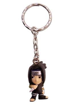Naruto: Chibi Sasuke Figure Key Chain
