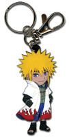 Naruto Shippuden: Chibi 4th Hokage Key Chain