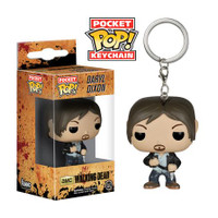 The Walking Dead: Daryl Dixon Pocket Pop Vinyl Key Chain