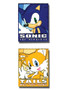 Sonic the Hedgehog: Sonic and Tails Frame Pin Set of 2