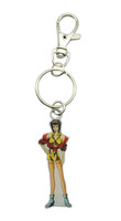 Cowboy Bebop: Faye Metal Key Chain