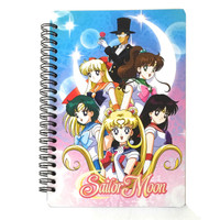 Sailor Moon: Group Notebook