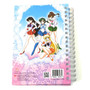 Sailor Moon: Moon Hardcover Notebook -Front