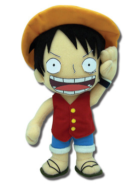 One Piece: Luffy Plush