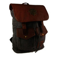 The Walking Dead: Rick's Sheriff Backpack - Black