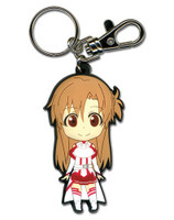 Sword Art Online: Chibi Asuna Smile PVC Key Chain