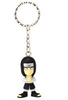 Naruto Shippuden: New Enemy Chibi Neji Figure Key Chain