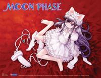 Moon Phase: Hazuki Anime Wall Scroll