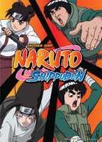 Naruto Shippuden: Team Guy Anime Wall Scroll