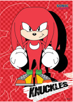 Sonic the Hedgehog: Knuckles Wall Scroll