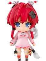 Samurai Girls Yagyu Jubei Nendoroid Action Figure