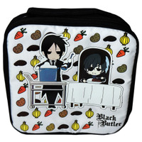 Black Butler: Sebastian and Ciel Curry Dinner Lunch Bag