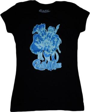 Sailor Moon: Sailor Soldiers Inner Senshi Junior T-Shirt