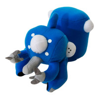 "Ghost in the Shell Stand Alone Complex: Tachikoma Blue Plush - 5"" H"
