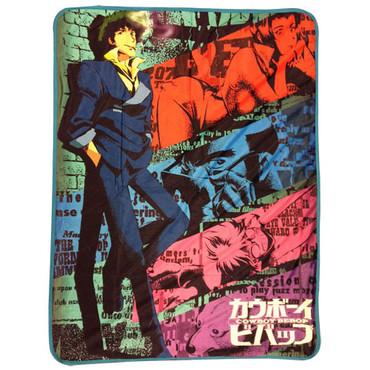 Cowboy Bebop: Spike Spiegel Sublimation Throw Blanket