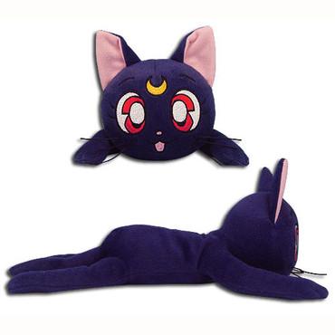 Sailor Moon: Luna Laying Plush