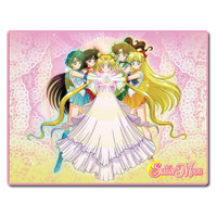 Sailor Moon: Princess Serenity & Sailor Guardians Throw Blanket