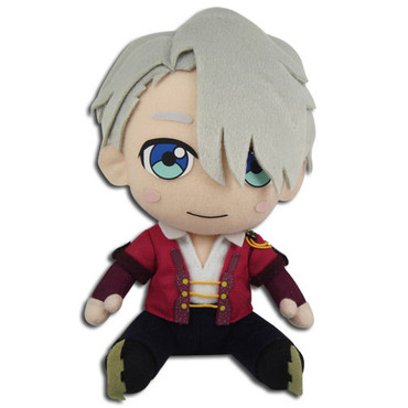 Yuri on Ice: Victor Nikiforov Dancing Clothes Plush