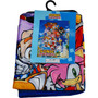 Sonic the Hedgehog: Big Group Sublimation Throw Blanket