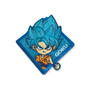 Dragon Ball Super: Super Saiyan God Super Saiyan SSGSS Goku Patch