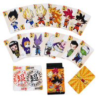 Dragon Ball Super SD Group Playing Cards