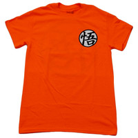 Dragon Ball Super: Goku Symbol Men's T-Shirt - front