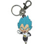 Dragon Ball Super: Super Saiyan Blue Vegeta PVC Keychain