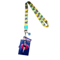 Sailor Moon S: Sailor Uranus Lanyard with ID Badge Holder & Charm