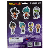 Dragon Ball Super: Resurrection F SD Group Magnet Set