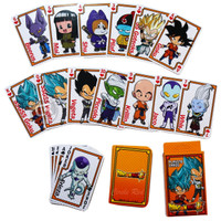 Dragon Ball Super Resurrection F SD Group Playing Cards