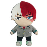 My Hero Academia: Todoroki School Uniform Plush