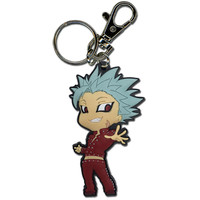 The Seven Deadly Sins : SD Ban PVC Keychain