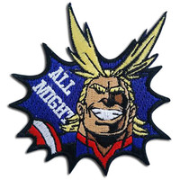My Hero Academia: All Might Patch