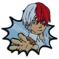 My Hero Academia: Shoto Todoroki Hero Power-Up Effect Patch