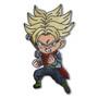 Dragon Ball Super: SD Super Saiyan Future Trunks Patch