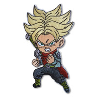 Dragon Ball Super: SD Super Saiyan Future Trunks Patch