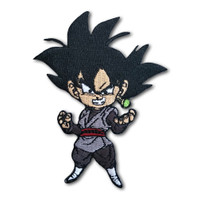 Dragon Ball Super: SD Goku Black Patch