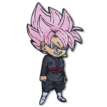 Dragon Ball Super: SD Super Saiyan Rose Patch