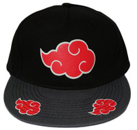 Naruto Shippuden: Akatsuki Clouds Adjustable Cap Ha