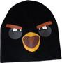 Angry Bird: Black Bird Face Beanie