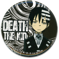 Soul Eater: Death the Kid Button