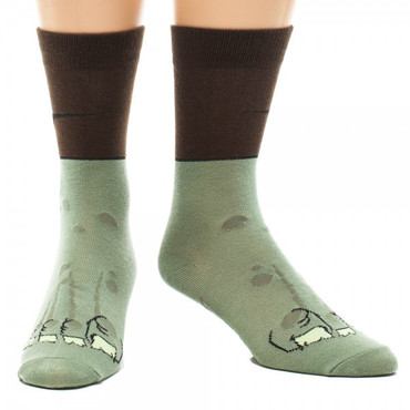 Plants vs. Zombies: Zombie Foot Crew Socks