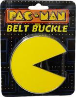 Pacman: Pacman Chrome Belt Buckle