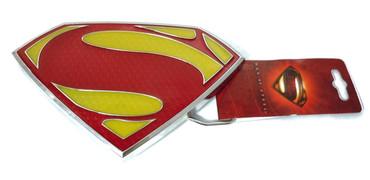Superman Man of Steel S-Shield Belt Buckle